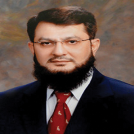 Dr Syed Shahid Noor
